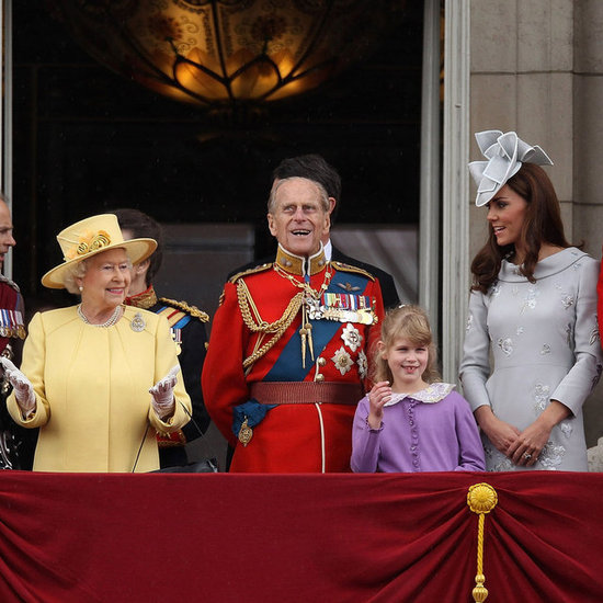 Kate Middleton Pictures at Trooping the Colour 2012