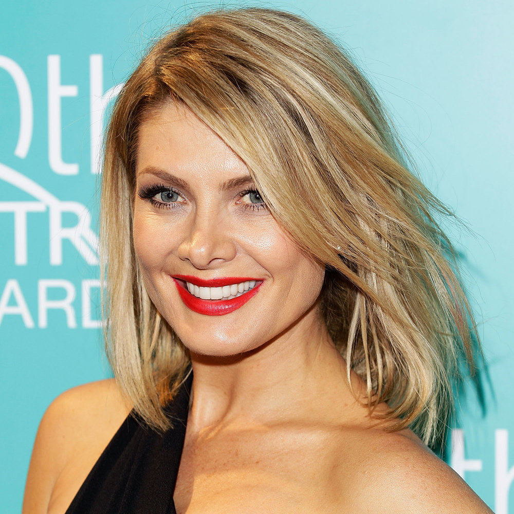 There's nothing quite like a bold red lip on a red carpet. Natalie Bassingthwaighte looked fresh and sexy at the ASTRA Awards, and we loved that she kept everything else to a minimum. If you're sick of reapplying your red lippy all day, try starting with a primer like MAC Prep + Prime ($33).