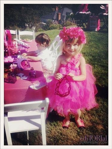"""When I asked Stella what was the main thing she wanted at her party, she replied, """"Crafting!"""""""