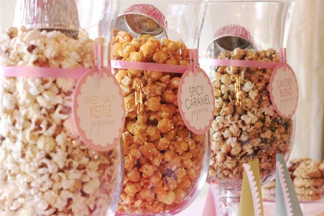Serve Flavored Popcorn
