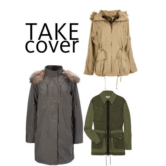 The Essential Winter Wardrobe: Top Ten Anoraks