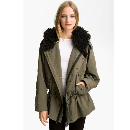 Jacket, approx $828, Smythe at Nordstrom