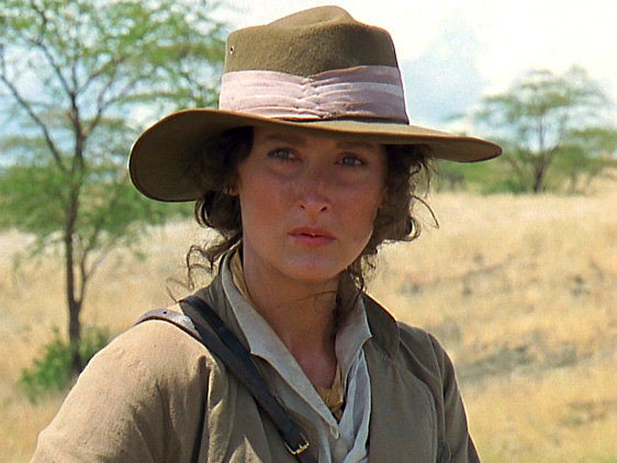 Out of Africa, 1985