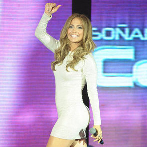 Jennifer Lopez Pictures Performing in Argentina