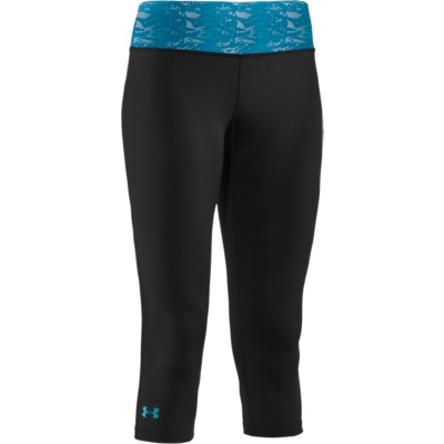 Under Armour's Fittted Capris