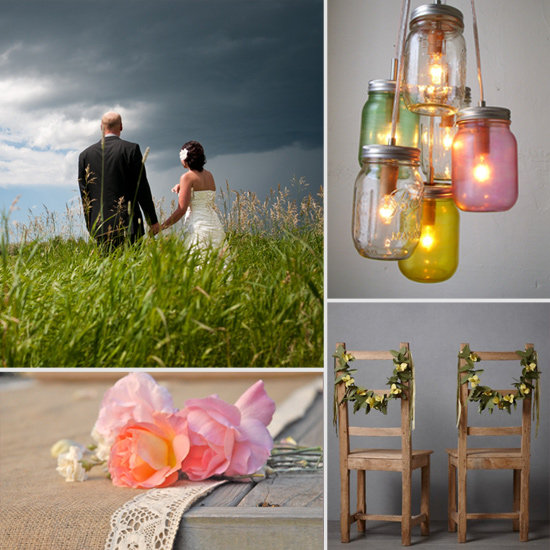 Casa rounded up 25 must haves for a rustic farm wedding.