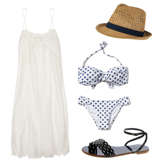 Pool Party Outfits | POPSUGAR Fashion