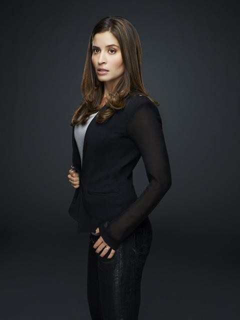 Mercedes Masohn from 666 Park Avenue.