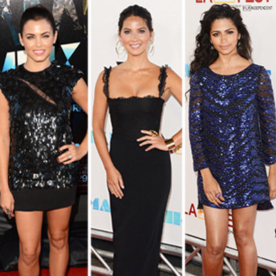 Who Was Best Dressed at the Magic Mike LA Premiere: Camilla? Olivia? See Their Sexy Party Style and Pick!