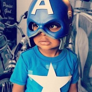 Pictures of Kids in Costumes