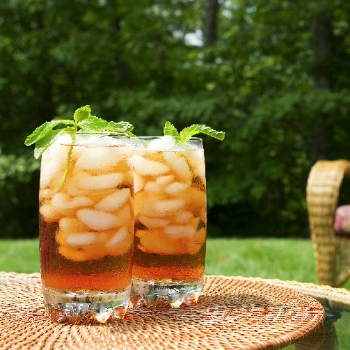 How to Make Healthy Iced Tea