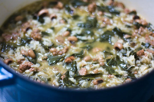 South Carolina: Hoppin' John