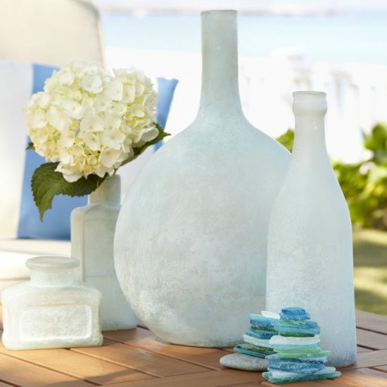 Sea Glass Decor Shopping