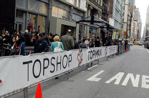 Topshop Sydney Flagship Confirmed to Open Gowing Building Store on Thursday the 4th of October 2012!