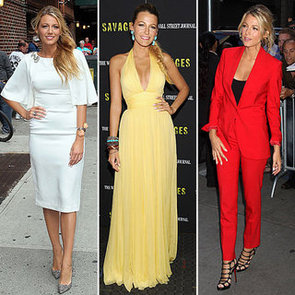 See Blake Lively's Savages Press Tour and Premiere Wardrobe: Gucci, Michael Kors, Zuhair Murad & More!