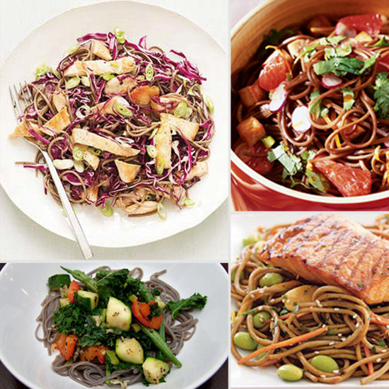Healthy Soba Noodle Recipes | POPSUGAR Fitness