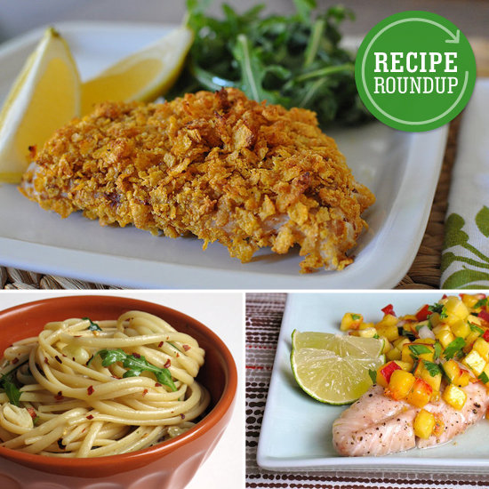 Fast and Easy Summer Dinners