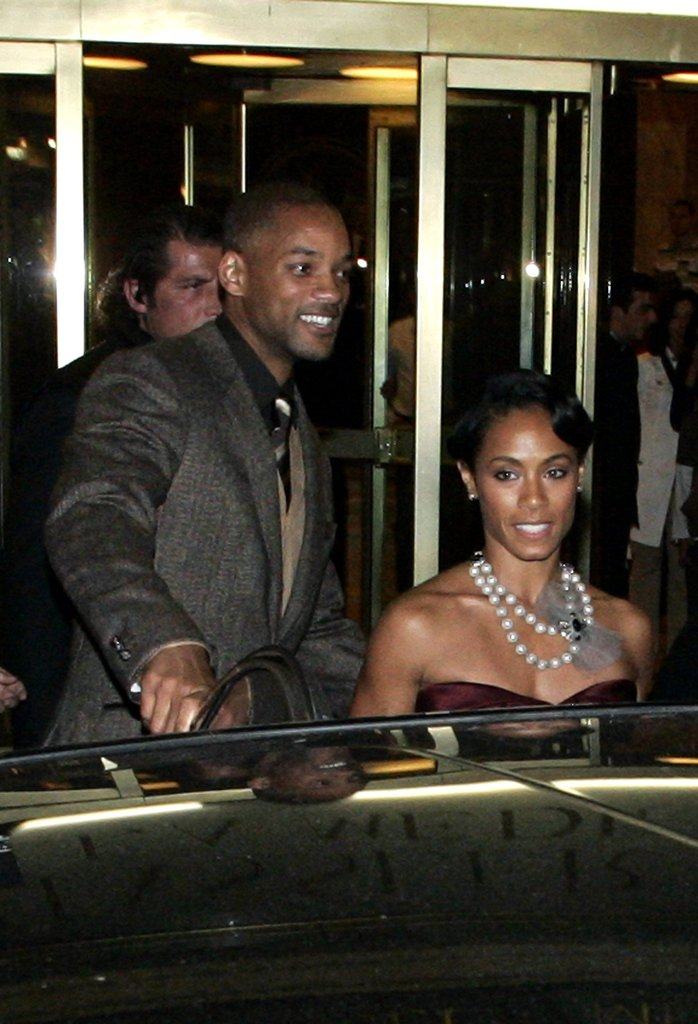 Will Smith and wife Jada Pinkett Smith stayed at the Hassler Hotel in Rome.