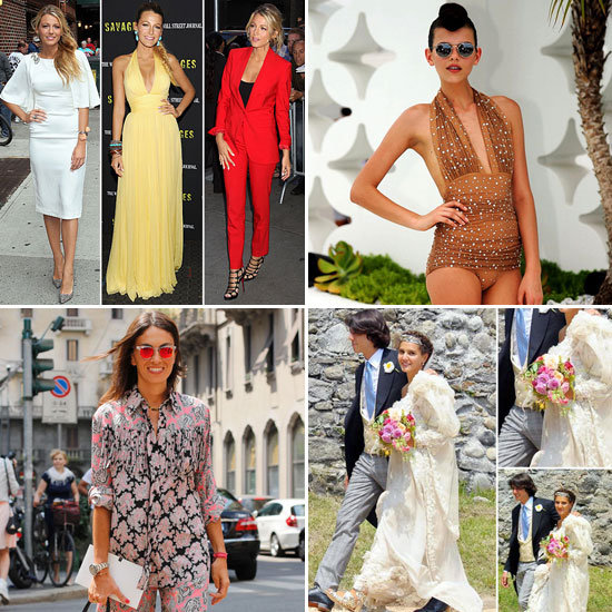 Fashion News Week of June 25-29, 2012