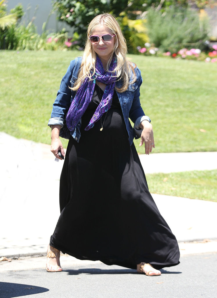 Sarah Michelle Gellar and Charlotte Prinze Spend a Summer Day Together