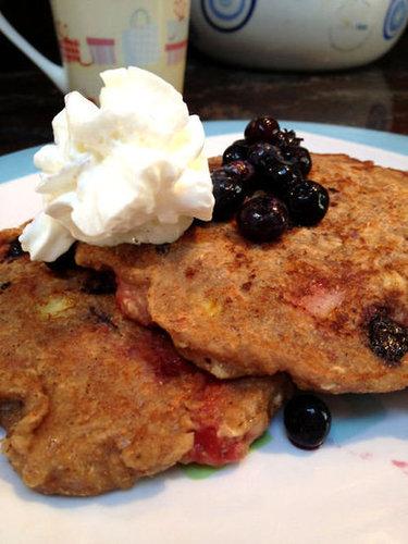 Whole Wheat Vegan Pancake Recipe