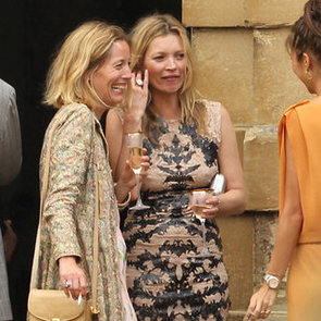 Jade Jagger and Adrian Fillary Wedding Pictures Famous Guests Kate Moss, Jerry Hall, Bianca Jagger