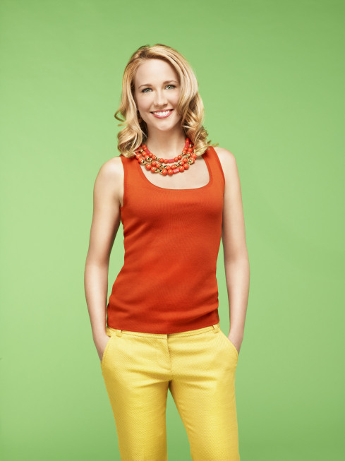 Anna Camp on The Mindy Project.</p> <p>Photo courtesy of Fox