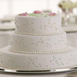 Buying a Wedding Cake at a Supermarket