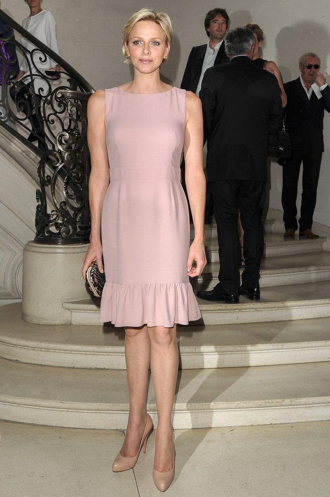 Princess Charlene Wittstock