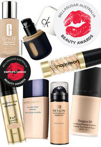 2012 BellaSugar Australia Beauty Awards: Vote For the Best Foundation