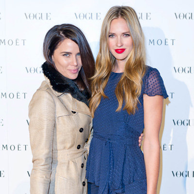 Jodi Gordon, Luke Mitchell, Rebecca Breeds, Laura Csortan Pictures at Vogue and Moet & Chandon Fashion Film Festival