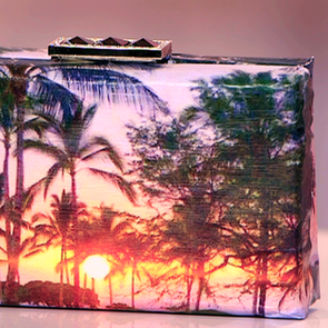 DIY A Photo Print Clutch Bag: Just Like Jimmy Choo, minus the price tag! Watch our Quick and Easy How-To Video