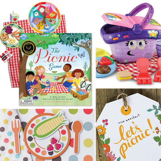6 Kid-Friendly Items Inspired by Picnics
