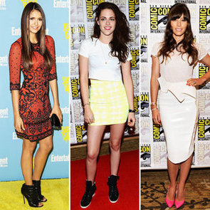 Comic-Con 2012 Celebrity Style Pictures