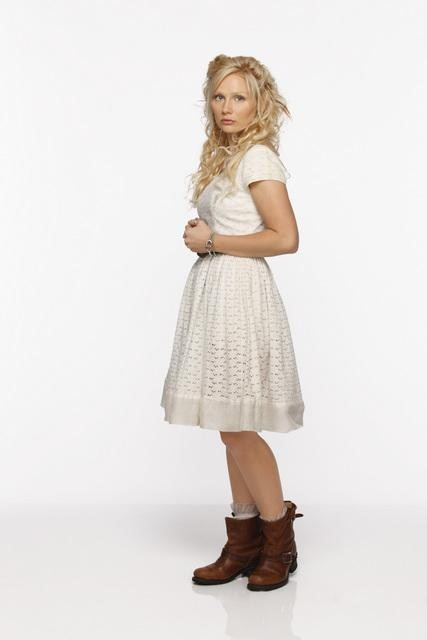 Clare Bowen on Nashville.