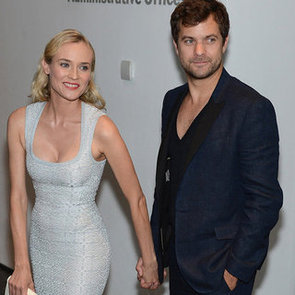 Diane Kruger and Joshua Jackson in New York For the Premiere of Her New Film