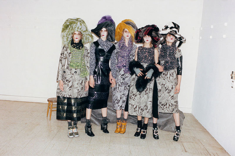 Marc Jacobs's whimsical Fall '12 collection is as bold and wildly imaginative in its campaign as it was coming down the runway.