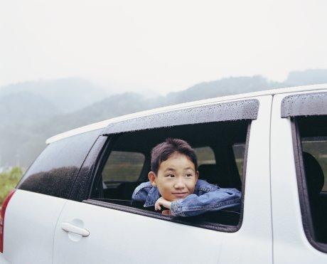 Preventing Car Sickness in Kids