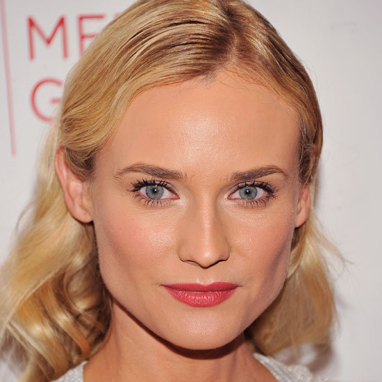 Diane Kruger: Old Hollywood Glamour Beauty Look