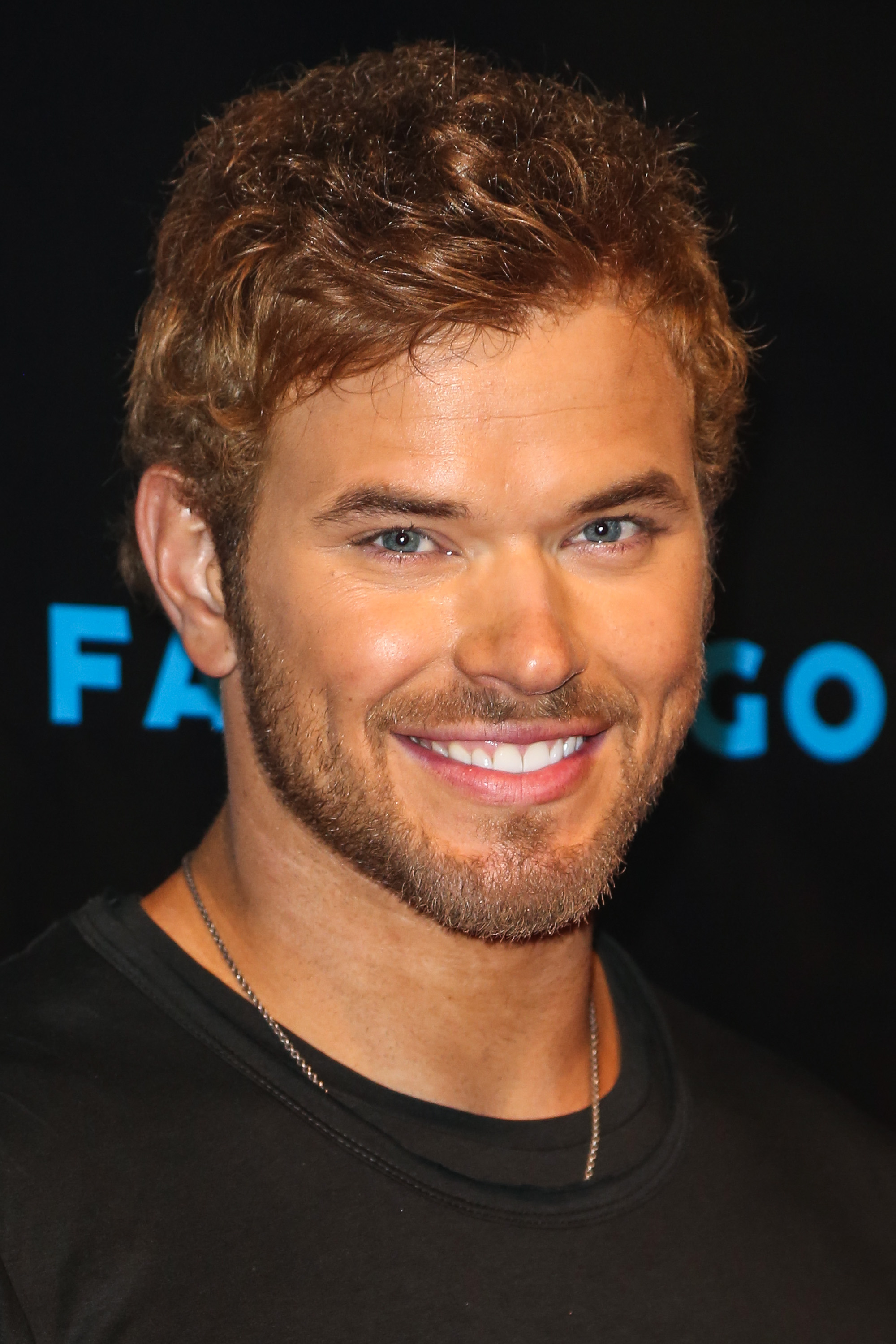 Kellan Lutz Gave A Smile At The Breaking Dawn Part 2 Party