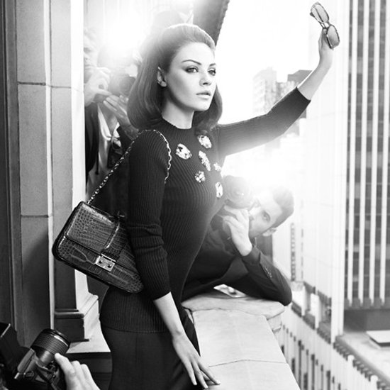 Mila Kunis's Second Miss Dior Ad