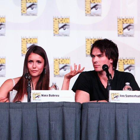 Comic-Con Vampire Diaries Panel 2012
