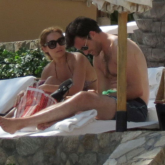 Lauren Conrad Wearing a Bikini With New Boyfriend