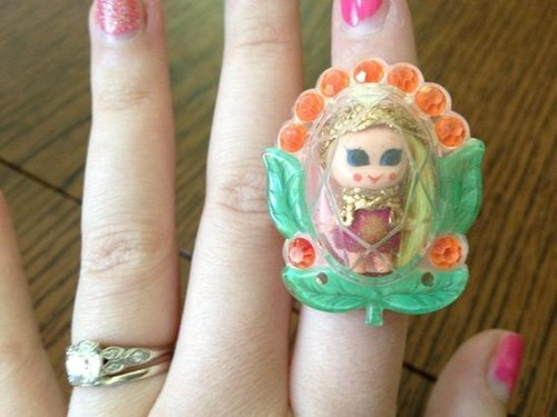 Awesome ring from the 60s