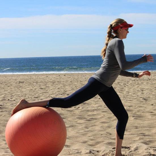 Full-Body Beach Workout From Olympian Kerri Walsh