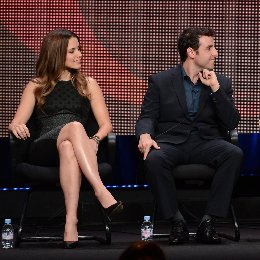 Partners TV Show TCA Panel