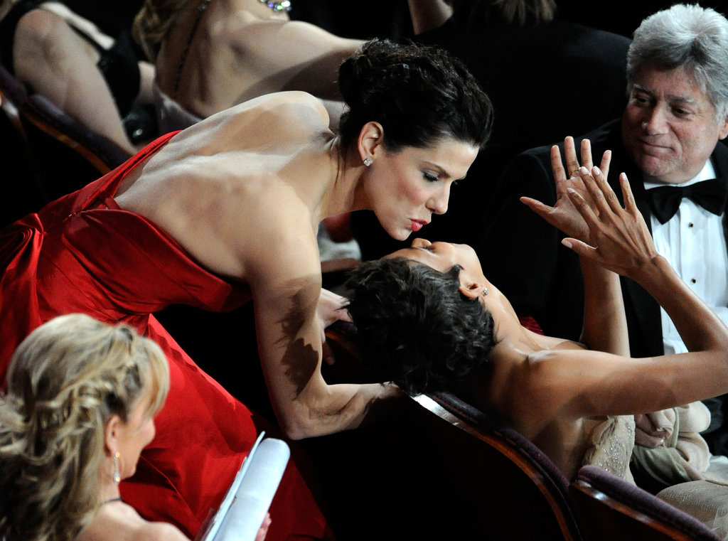 Halle Berry Lesbian Kiss 27