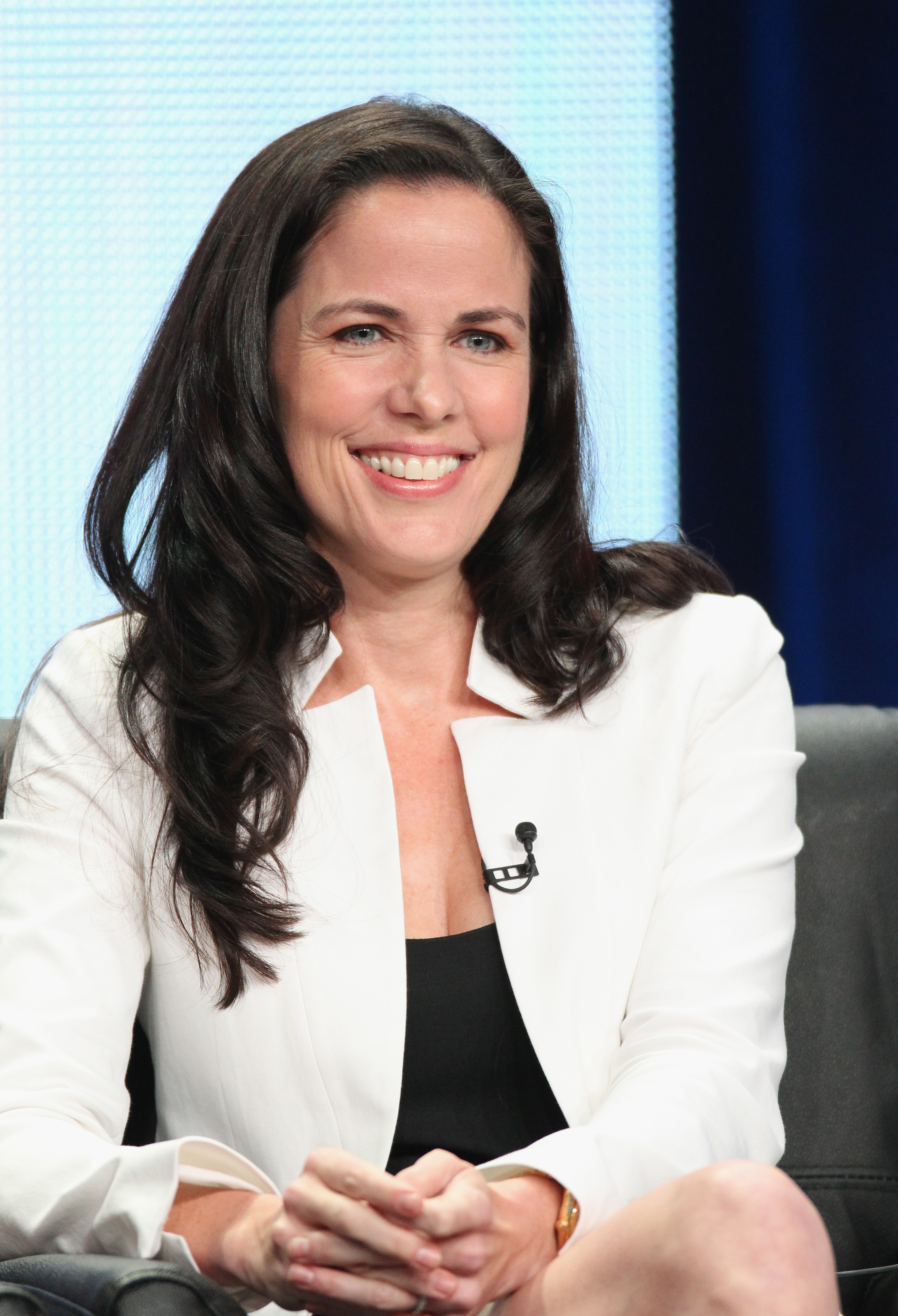 Executive producer Katherine Pope spoke to the press during Ben and Kate's TCA panel.