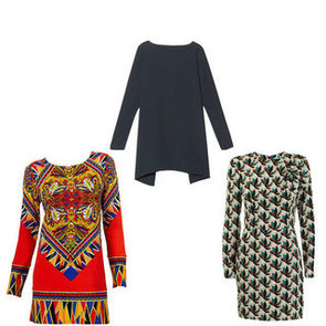 Top Five Long Sleeved Dresses to Buy Online Now from Diane Von Furstenberg, Sportsgirl, The Iconic and More!