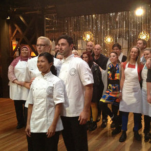 MasterChef 2012 Contestants Cute Candid Twitter Pictures